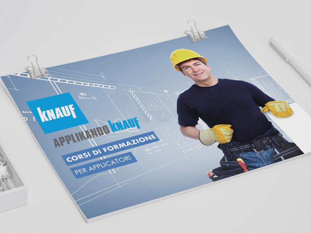 Progettazione Grafica Poster Kanuf