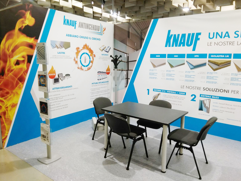 Progettazione e Realizzazione grafica Knauf